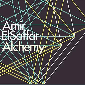 Amir ElSaffar Alchemy cover