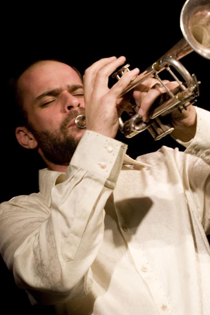 Amir ElSaffar Trumpet