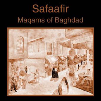 Amir ElSaffar Safaafir Maqams of Baghdad