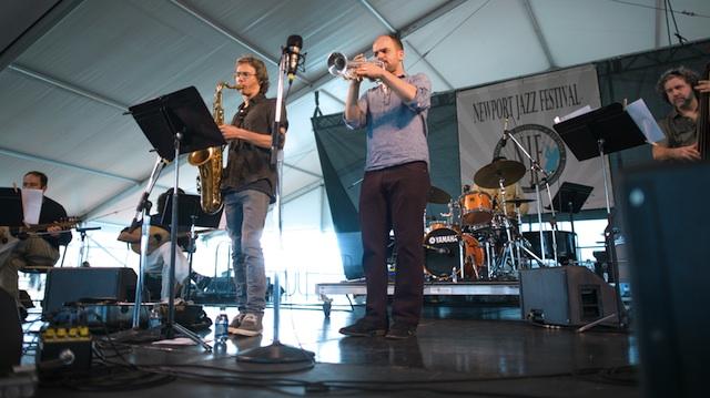 Two Rivers Ensemble- Photo by NPR Music